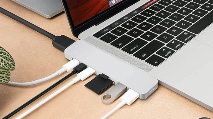HyperDrive Mac USB-C Hub Adapter