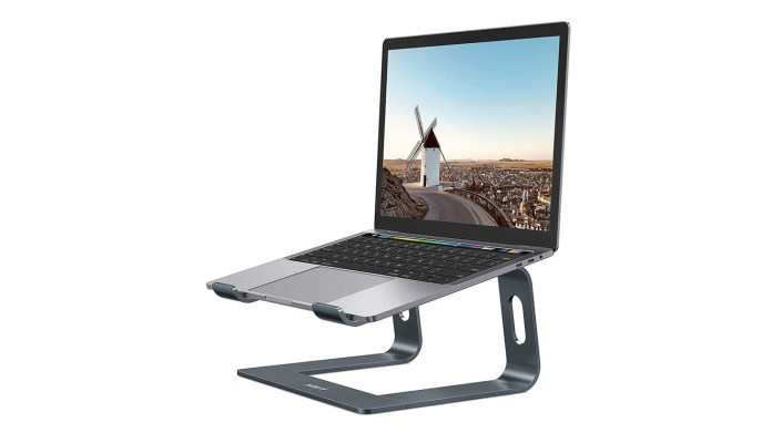 Nulaxy Aluminum Laptop Stand