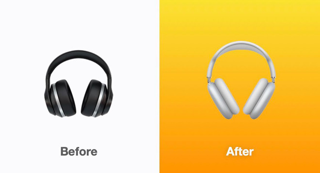 Headphone Emoji