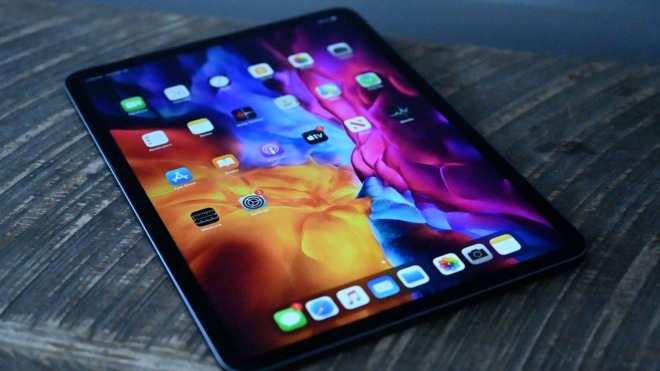 The iPad Pro is expected to use either OLED or mini LED in the future.