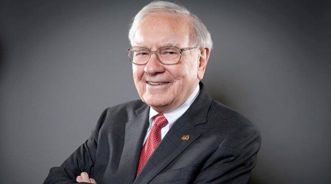 Berkshire Hathaway chairman of the board Warren Buffett