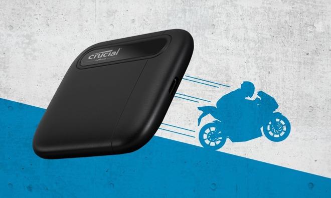 Crucial X6 SSD
