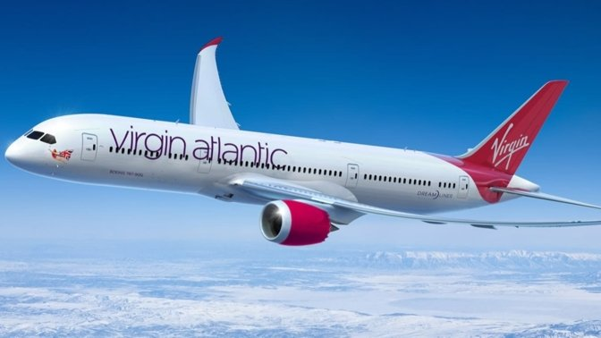 Virgin Atlantic was involved in earlier trials of the new IATA app (source: Virgin Atlantic)