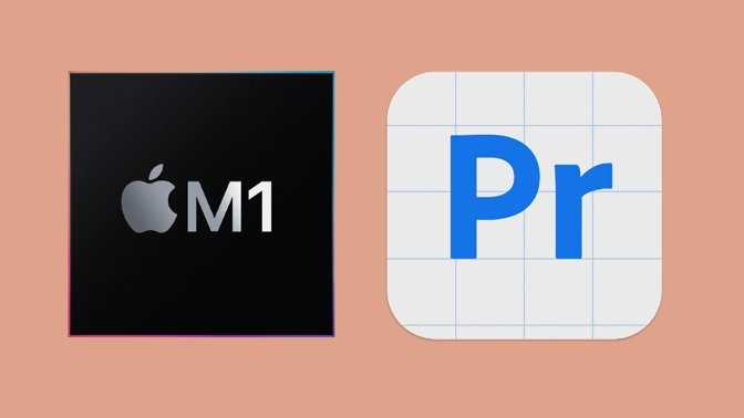 Adobe Premiere Pro is now available for Apple Silicon M1 in public beta