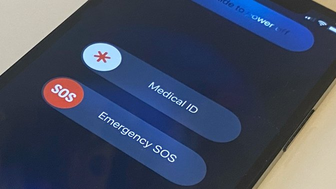 Medical ID on iPhone