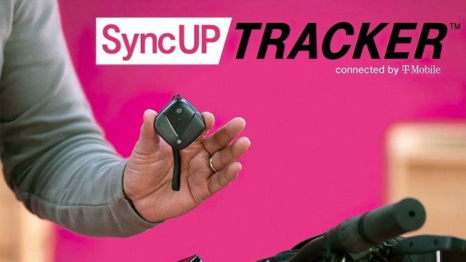 T-Mobile's SyncUp tracker uses LTE instead of Bluetooth or UWB