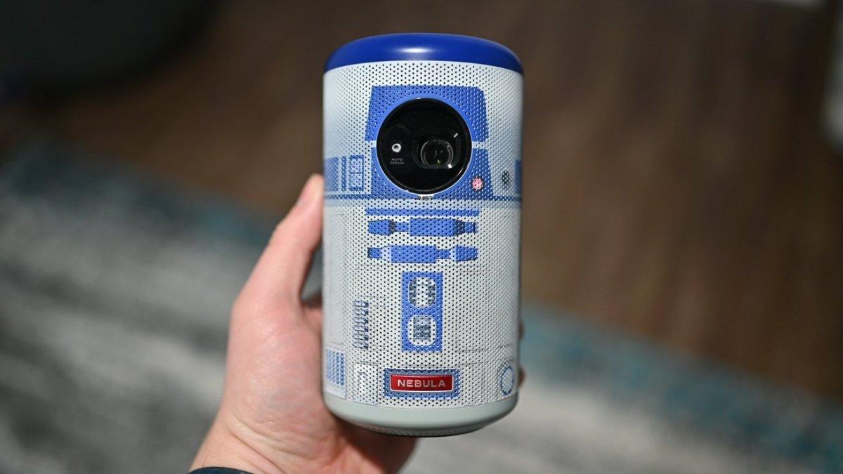 R2-D2 Nebula Capsule II