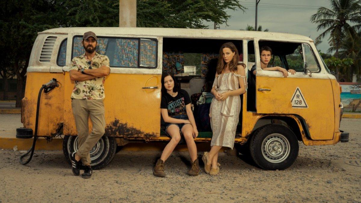 'The Mosquito Coast' renewed for second season