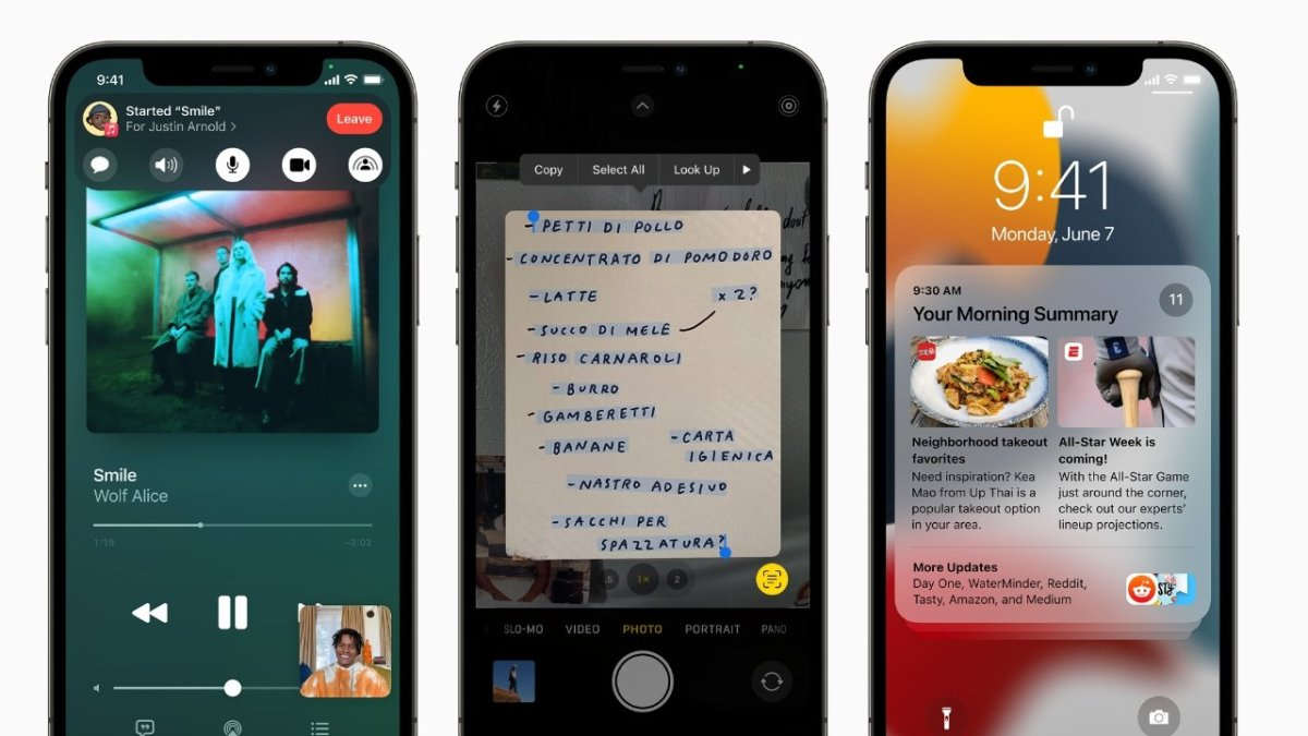 Future iOS updates will be offered in two versions