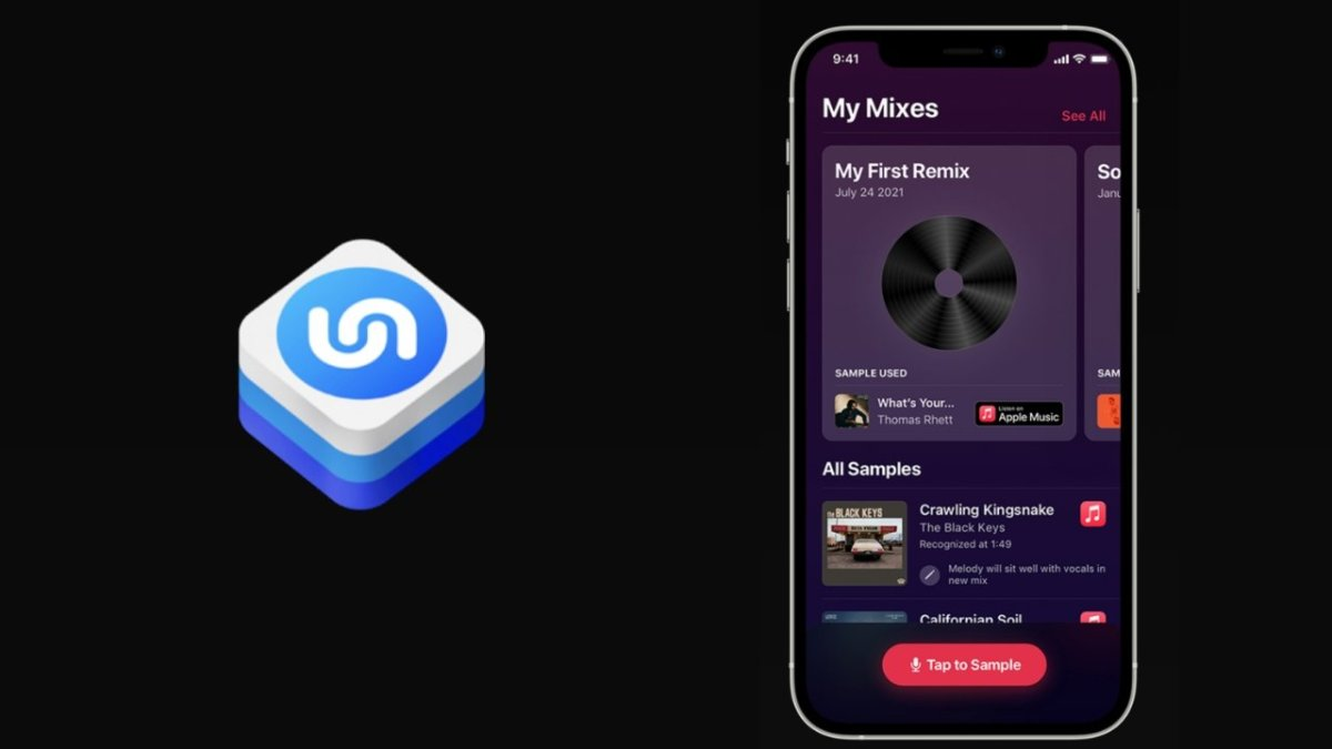 ShazamKit brings audio recognition to other apps