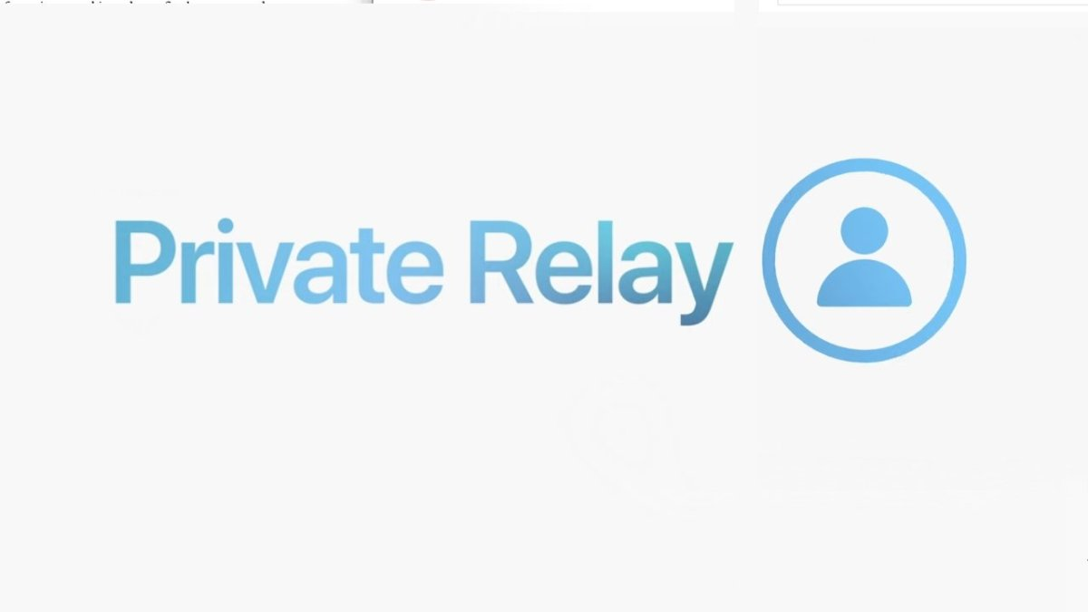 The new iCloud Private Relay will protect users who have an iCloud+ subscription