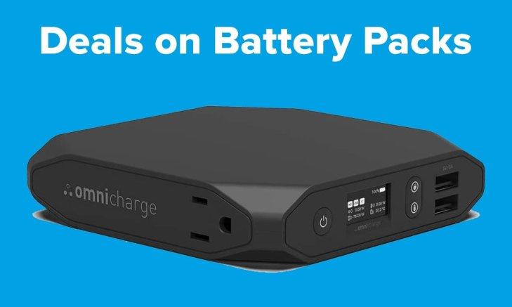 Omnicharge Omni 20 Battery Pack