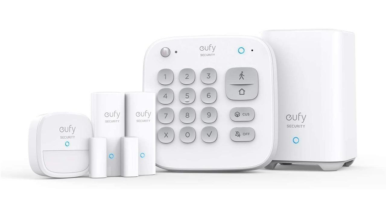 Eufy's Home Security Pack is always at a reduced price