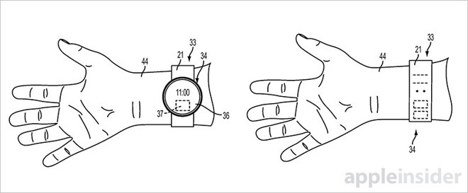 Apple patents panel-type acoustic system for portable
