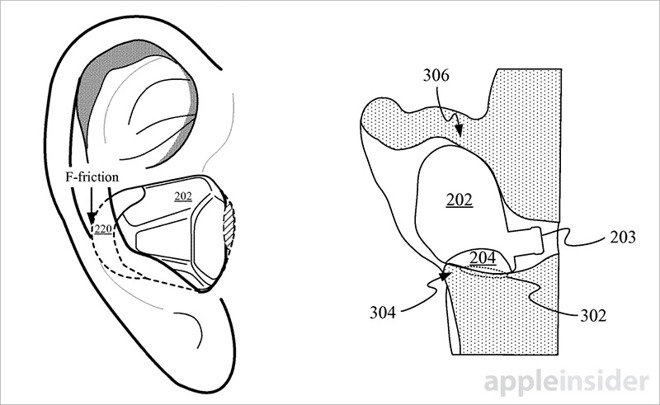 Apple inventions again point to work on health-tracking
