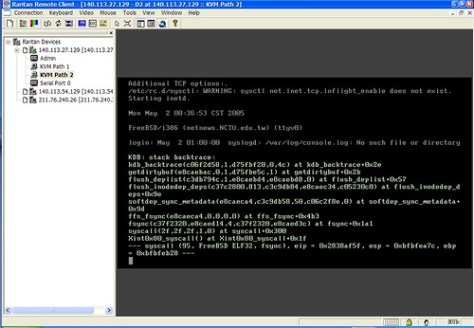 FreeBSD 5.3-RELEASE-p10