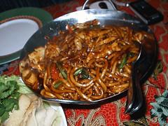 Fu-jian Stir-fried Noodles