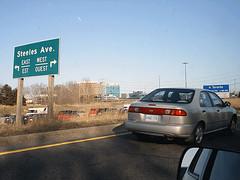 Toronto - Hwy 404
