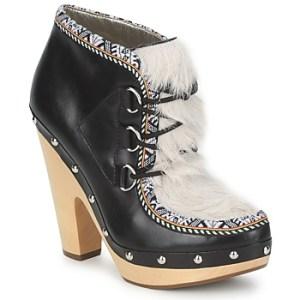 Μποτάκια/Low boots Belle by Sigerson Morrison BLACKA