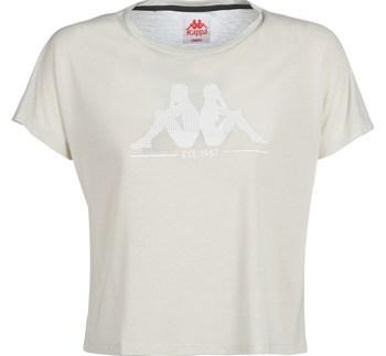 T-shirt με κοντά μανίκια Kappa YERRI Σύνθεση: Πολυεστέρας,Rayon