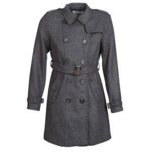 Παλτό Casual Attitude HAIELLI Σύνθεση: Λινό,Πολυεστέρας