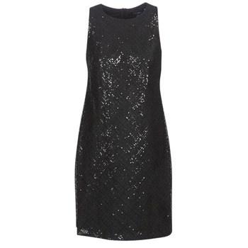 Κοντά Φορέματα Lauren Ralph Lauren SEQUINED SLEEVELESS DRESS Σύνθεση: Πολυεστέρας & Σύνθεση επένδυσης: Spandex,Πολυεστέρας