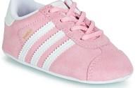 Xαμηλά Sneakers adidas GAZELLE CRIB ΣΤΕΛΕΧΟΣ: Δέρμα και συνθετικό & ΕΠΕΝΔΥΣΗ: Ύφασμα & ΕΣ. ΣΟΛΑ: Ύφασμα & ΕΞ. ΣΟΛΑ: Συνθετικό