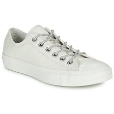 Xαμηλά Sneakers Converse CHUCK TAYLOR ALL STAR LEATHER OX ΣΤΕΛΕΧΟΣ: Δέρμα & ΕΠΕΝΔΥΣΗ: Ύφασμα & ΕΣ. ΣΟΛΑ: Ύφασμα & ΕΞ. ΣΟΛΑ: Καουτσούκ