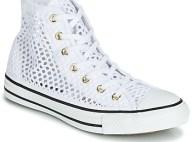 Ψηλά Sneakers Converse CHUCK TAYLOR ALL STAR HANDMADE CROCHET HI ΣΤΕΛΕΧΟΣ: Ύφασμα & ΕΠΕΝΔΥΣΗ: Ύφασμα & ΕΣ. ΣΟΛΑ: Ύφασμα & ΕΞ. ΣΟΛΑ: Καουτσούκ