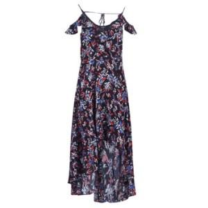 Μακριά Φορέματα Guess BORA Σύνθεση: Βισκόζη & Σύνθεση επένδυσης: Πολυεστέρας