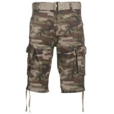Shorts & Βερμούδες Schott TR RANGER Σύνθεση: Βαμβάκι