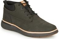 Ψηλά Sneakers Timberland CROSS MARK PT CHUKKA ΣΤΕΛΕΧΟΣ: καστόρι & ΕΠΕΝΔΥΣΗ: & ΕΣ. ΣΟΛΑ: Συνθετικό & ΕΞ. ΣΟΛΑ: Καουτσούκ