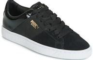 Xαμηλά Sneakers Puma BASKET REMIX ΣΤΕΛΕΧΟΣ: Δέρμα & ΕΠΕΝΔΥΣΗ: Δέρμα & ΕΣ. ΣΟΛΑ: Συνθετικό & ΕΞ. ΣΟΛΑ: Καουτσούκ