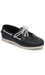 Boat shoes Sebago DOCKSIDES PORTLAND W ΣΤΕΛΕΧΟΣ: Δέρμα & ΕΠΕΝΔΥΣΗ: Δέρμα & ΕΣ. ΣΟΛΑ: & ΕΞ. ΣΟΛΑ: Καουτσούκ