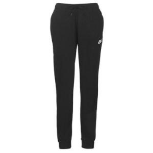 Φόρμες Nike W NSW ESSNTL PANT REG FLC Σύνθεση: Βαμβάκι,Πολυεστέρας