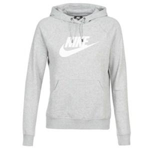 Φούτερ Nike W NSW ESSNTL HOODIE PO HBR Σύνθεση: Matière synthétiques,Βαμβάκι,Πολυεστέρας