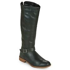 Μπότες για την πόλη André ETERNELLE ΣΤΕΛΕΧΟΣ: Δέρμα & ΕΠΕΝΔΥΣΗ: Ύφασμα & ΕΣ. ΣΟΛΑ: Δέρμα & ΕΞ. ΣΟΛΑ: Καουτσούκ