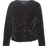 Παλτό Lauren Ralph Lauren FAUX CHUBBY Σύνθεση: Matière synthétiques,Πολυεστέρας