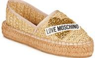 Εσπαντρίγιες Love Moschino -