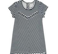 Κοντά Φορέματα Ikks MARGA Σύνθεση: Viscose / Lyocell / Modal,Βαμβάκι,Spandex,Βισκόζη