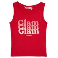 Αμάνικα/T-shirts χωρίς μανίκια Kaporal JUIN Σύνθεση: Viscose / Lyocell / Modal,Βαμβάκι,Βισκόζη