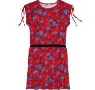 Κοντά Φορέματα Kaporal JUNE Σύνθεση: Viscose / Lyocell / Modal,Spandex,Βισκόζη