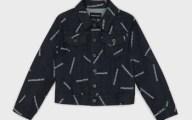 Τζιν Μπουφάν/Jacket Emporio Armani Angelo