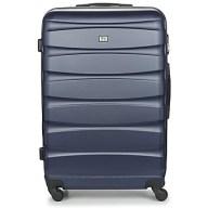 Βαλίτσα με σκληρό κάλυμμα David Jones CHAUVETTINI 107L