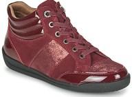 Ψηλά Sneakers Damart 57079 ΣΤΕΛΕΧΟΣ: & ΕΠΕΝΔΥΣΗ: Ύφασμα & ΕΣ. ΣΟΛΑ: Δέρμα & ΕΞ. ΣΟΛΑ: Καουτσούκ