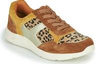 Xαμηλά Sneakers Damart 62328 ΣΤΕΛΕΧΟΣ: & ΕΠΕΝΔΥΣΗ: Ύφασμα & ΕΣ. ΣΟΛΑ: Δέρμα & ΕΞ. ΣΟΛΑ: Καουτσούκ
