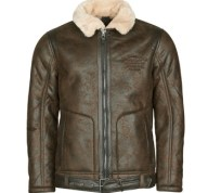 Δερμάτινο Μπουφάν Petrol Industries JACKET IMITATION SHEARLING