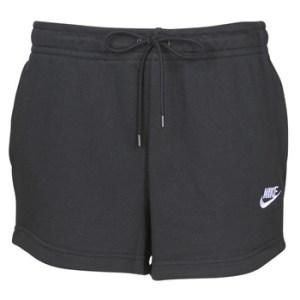 Shorts & Βερμούδες Nike W NSW ESSNTL SHORT FT Σύνθεση: Matière synthétiques,Βαμβάκι,Πολυεστέρας