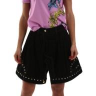 Κοντές Φούστες Versace A9HUB301APD3W899
