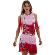 Κοντά Φορέματα Versace D2HVB406S0777K67